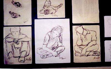 Figure Drawing at Completely Kentucky - Aug18 and 25