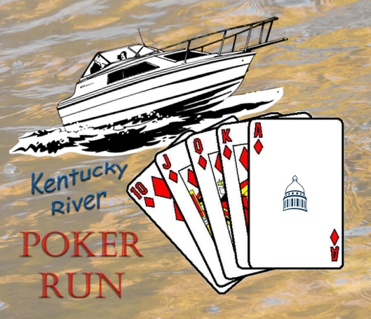 Kentucky River Poker Run Ad