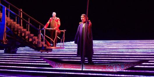 Met Opera present Kaija Saariaho's L'Amour de Loin at the Grand Theatre - 12-11-16