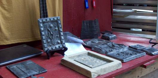 Monday Makers Series - Hot Metal Pour at Josephine Sculpture Park - 9-5-16