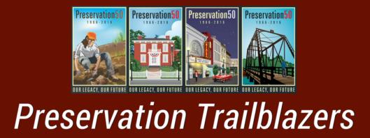 Preservation Trailblazers at the KHS - 10-14-16
