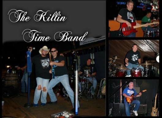 The Killin Time Band KTB