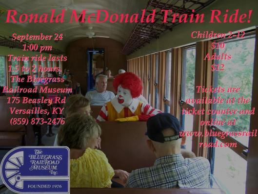 ronald-mcdonald-ride-at-the-bluegrass-roilroad-museum-9-24-16