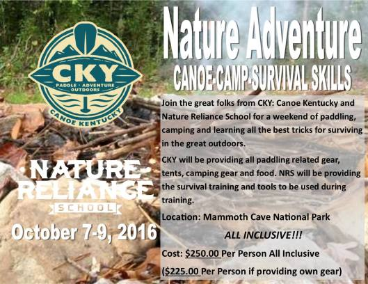 weekend-paddle-and-survival-trip-at-canoe-kentucky-oct7-9-2016