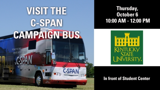 c-span-campaign-2016-bus-is-coming-to-ksu-10-6-16