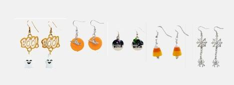 halloween-earrings