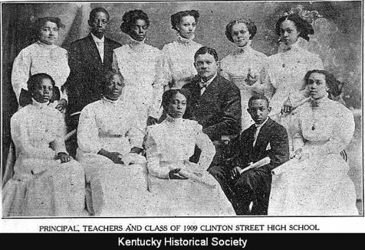 clinton_street_high_school_class_of_1909_with_their_teachers_and_professor_mayo