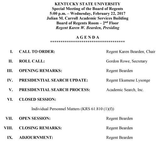 ksu-bor-agenda-special-meeting-2-22-17