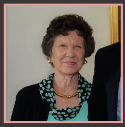 Barbara Hulette is our honorary chair for this year's event